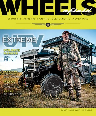 Wheels Afield Fall Issue
