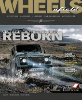 Wheels Afield Spring Issue