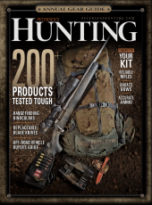 Hunting Annual Gear Guide