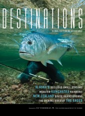 Fly Fisherman Destinations 2020