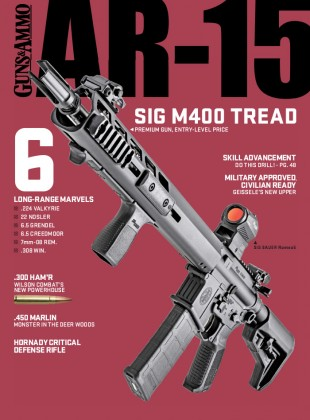 AR 15 Issue 1