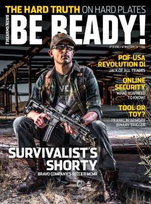 Be Ready: Survival Guns