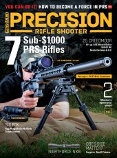 Precision Rifle Shooter Issue 1