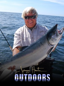 """World Fishing Network's """"Jimmy Houston Outdoors"""" Provides  Heart-pounding Excitement on Wednesdays at 8:30 p.m."""