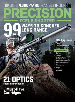 Precision Rifle Shooter #3